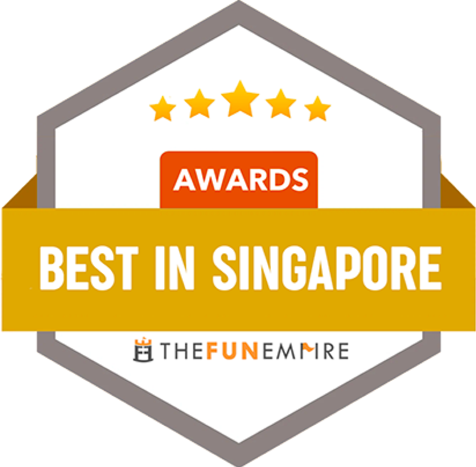 Awards Best in Singapore